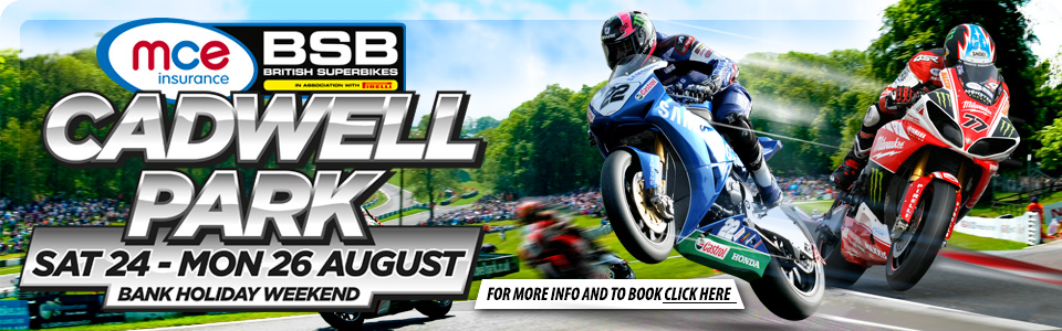 British Superbikes - Cadwell Park