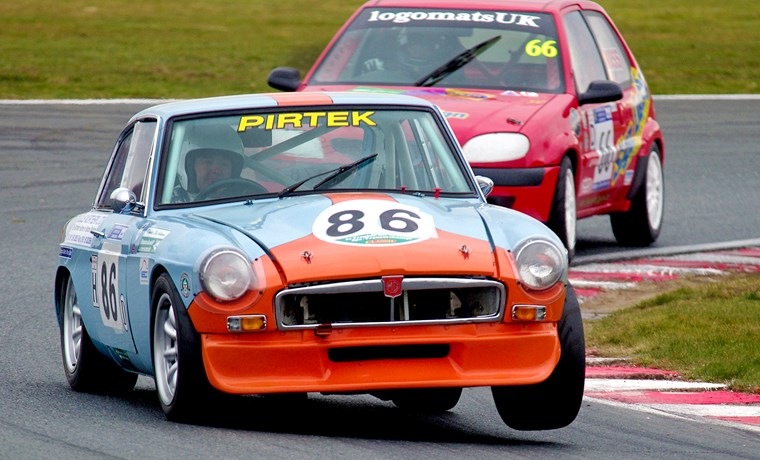 Northern Saloons and Sports Car Championship