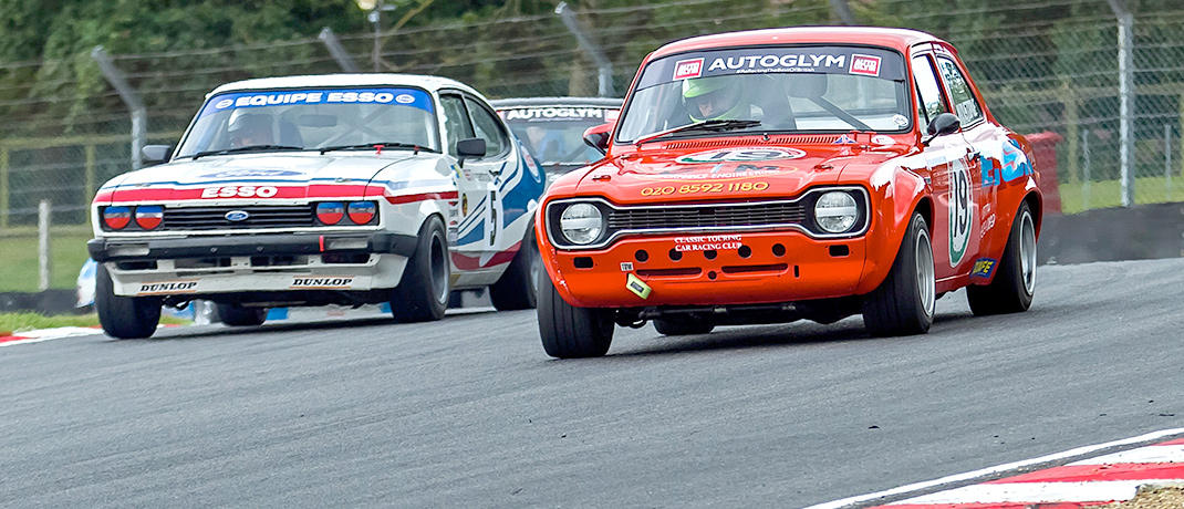 Classic Touring Cars