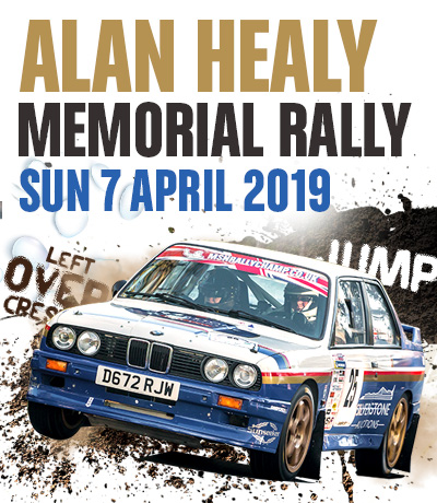Alan Healy Memorial Rally - Cadwell Park