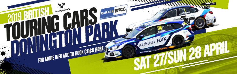British Touring Cars - Donington Park