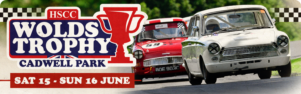 Wolds Trophy - Cadwell Park
